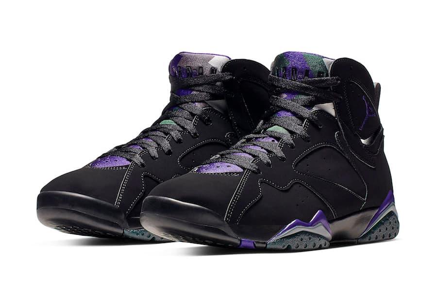 """Air Jordan 7 """"Ray Allen"""" Release Details Have Arrived"""