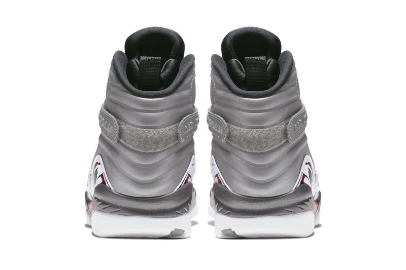 """Nike Air Jordan """"Reflections of a Champion"""" Pack Air Jordan 6, Air Jordan 7, Air Jordan 8 Michael Jordan 3M reflective materials Jumpman"""