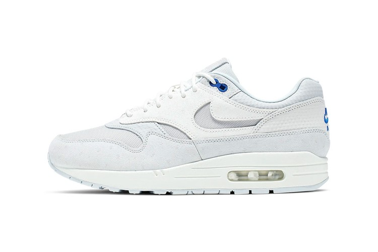 3e6be5f274086 Nike's Air Max 1 Premium Gets a Cut-Out Swoosh Rendition