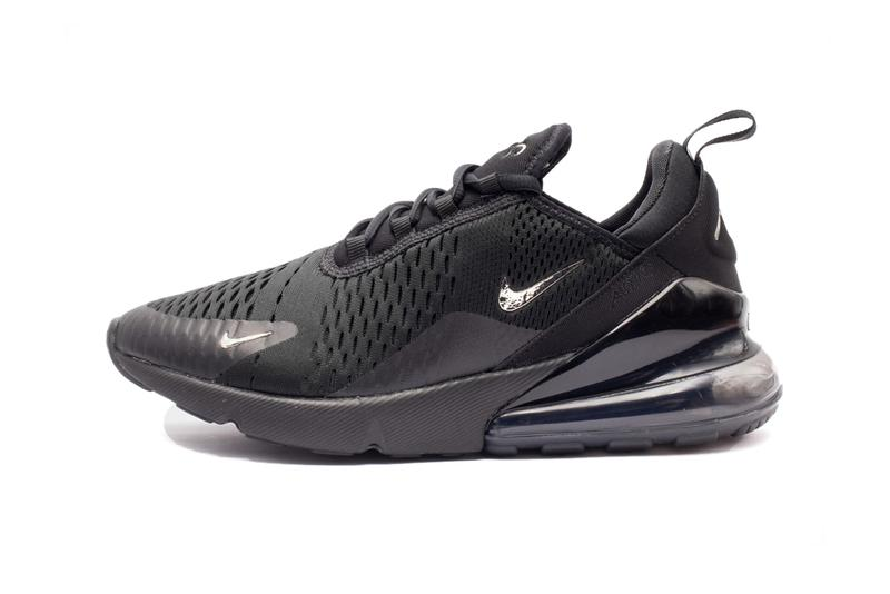 d38dc2ecce nike air max 270 black chrome pure platinum anthracite colorway sneaker  release