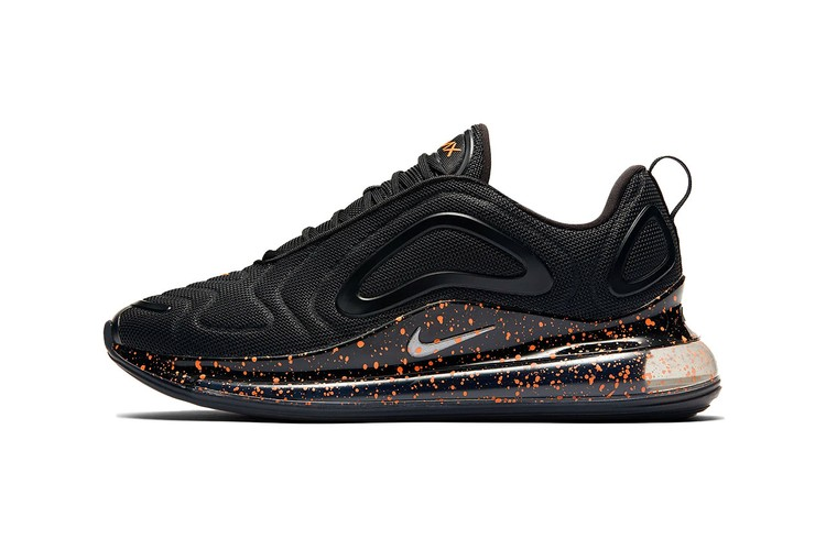 ece25c2161 Nike Debuts UK-Exclusive Splatter Air Max 720