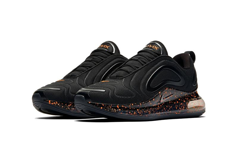nike air max 720 release date info drop buy colorway exclusive uk united kingdom britain england Black/Hyper Crimson/Metallic Silver CJ1683-001