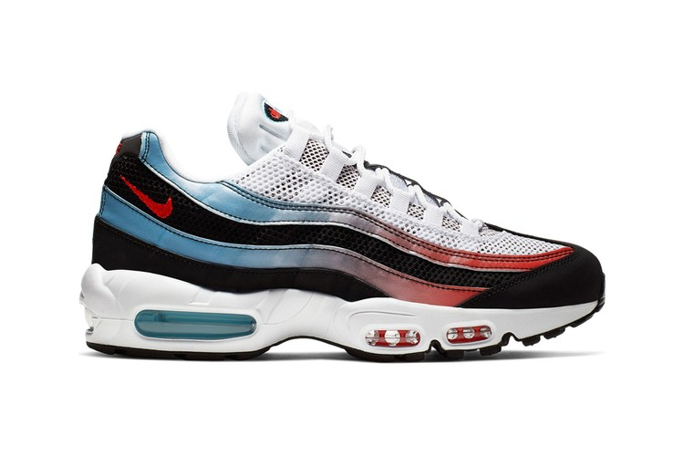 e5ce288260 Nike Air Max 95 Goes Bold with