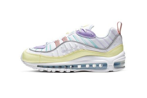 Nike Spruces up the Air Max 98 in Summer-Ready Pastel Tones