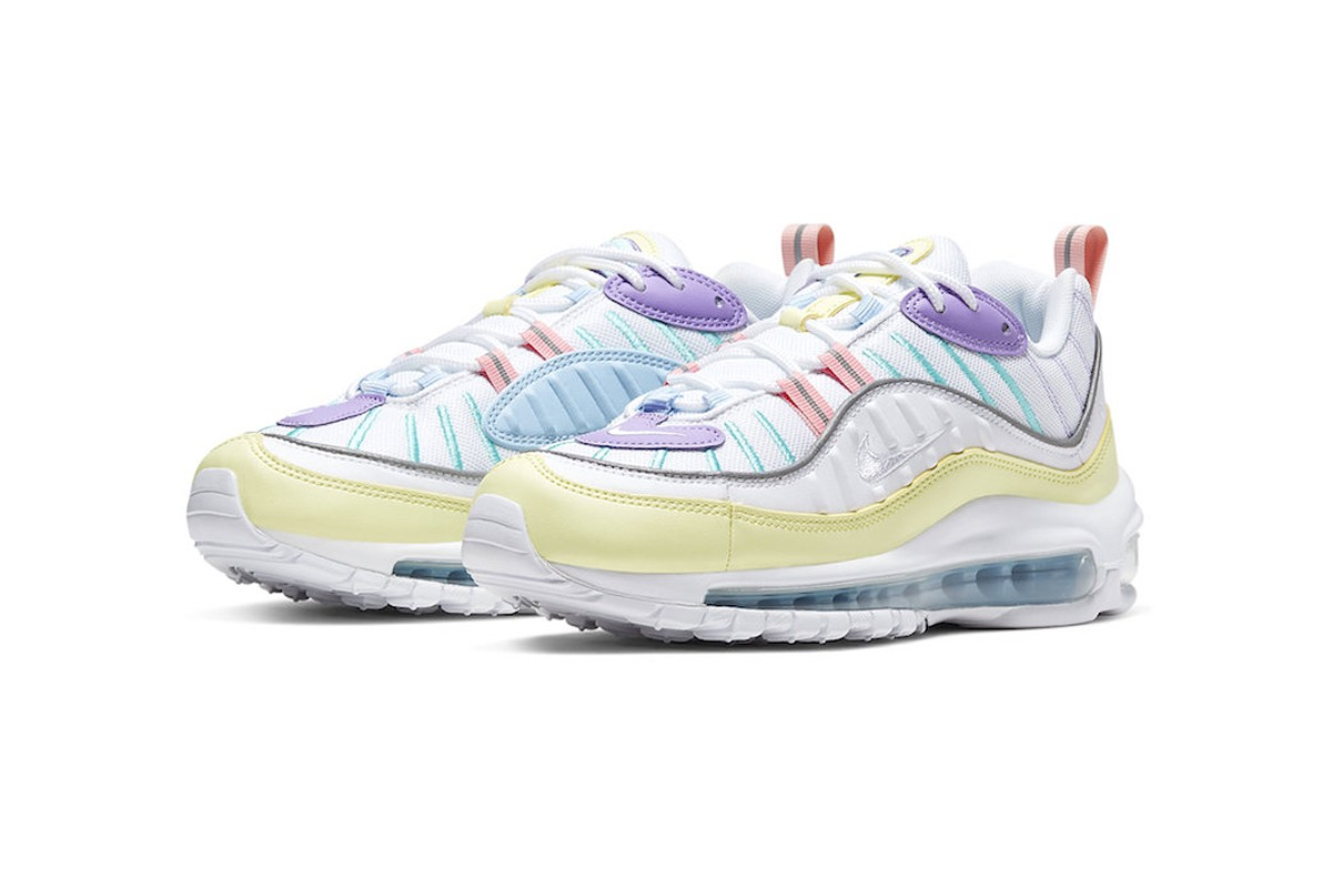 Nike Air Max 98 Pastel Release Info