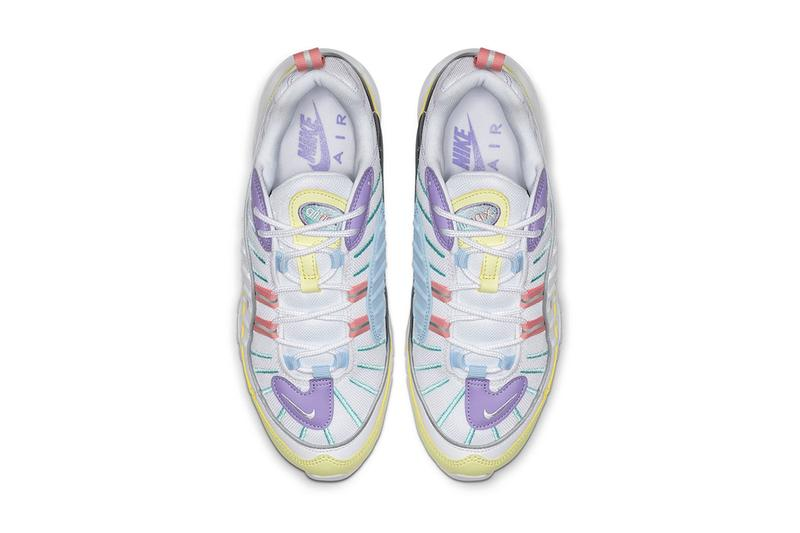 87732b190 Nike Air Max 98 Pastel Release Info easter theme AH6799-300 price release  info drop