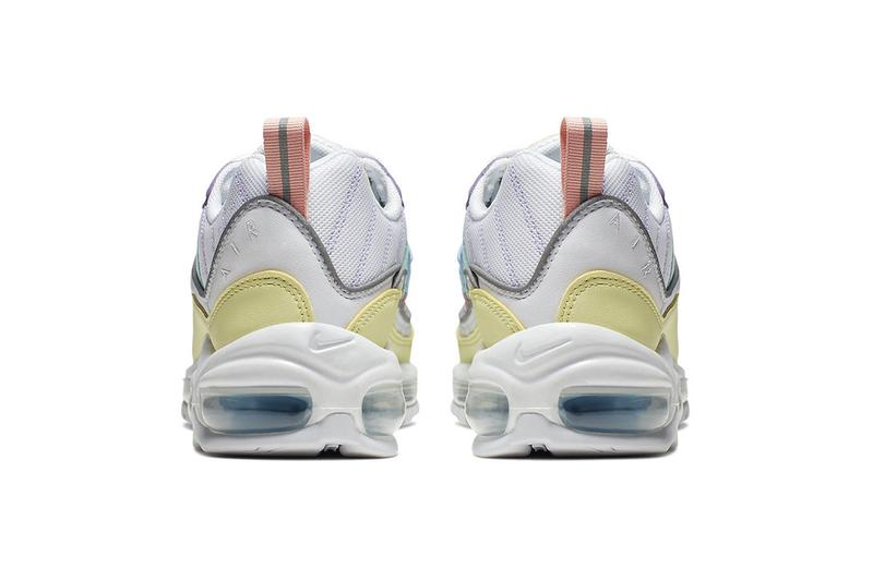 Nike Air Max 98 Pastel Release Info easter theme AH6799-300 price release info drop date blue purple yellow peach pink web store stockist