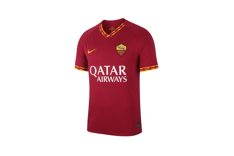 huge selection of c14e5 4c565 AS Roma 2019/20 Home Jersey by Nike Football | HYPEBEAST