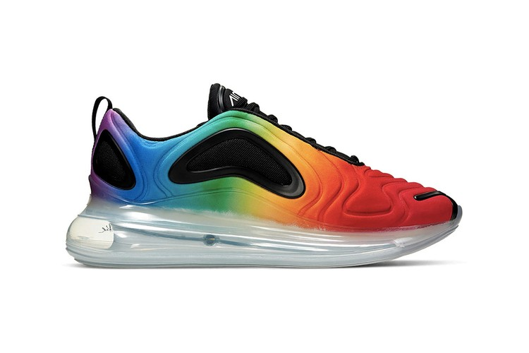167206f7f7e Nike Unveils Full Rainbow-Adorned