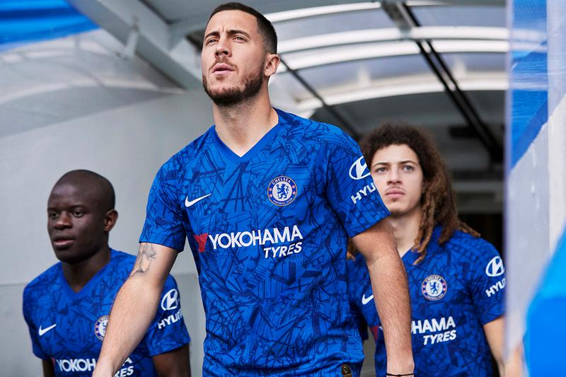 buy popular e5455 7dc7f Nike Unveils Chelsea FC 2019/20 Football Kit | HYPEBEAST
