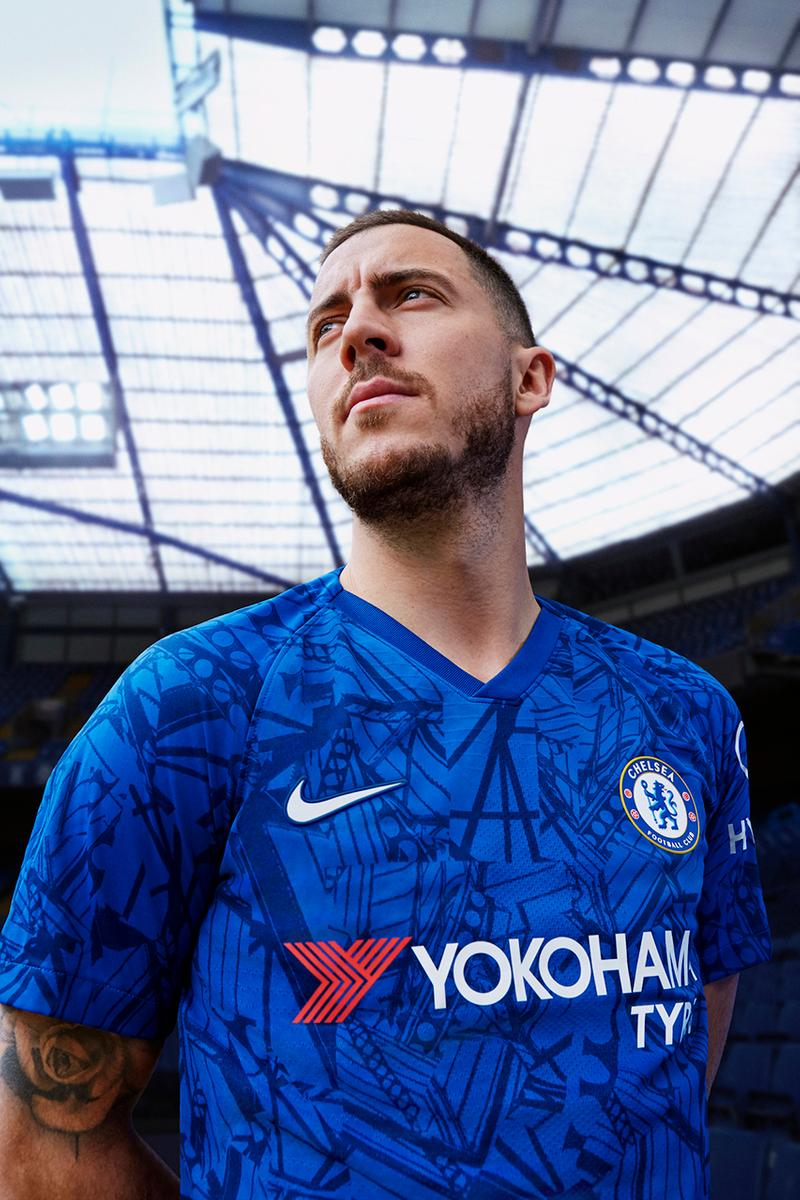 buy popular 858a1 244f2 Nike Unveils Chelsea FC 2019/20 Football Kit | HYPEBEAST