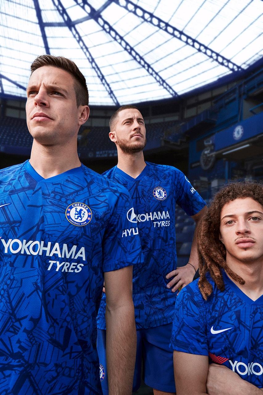 buy popular 684f1 c1ea4 Nike Unveils Chelsea FC 2019/20 Football Kit   HYPEBEAST