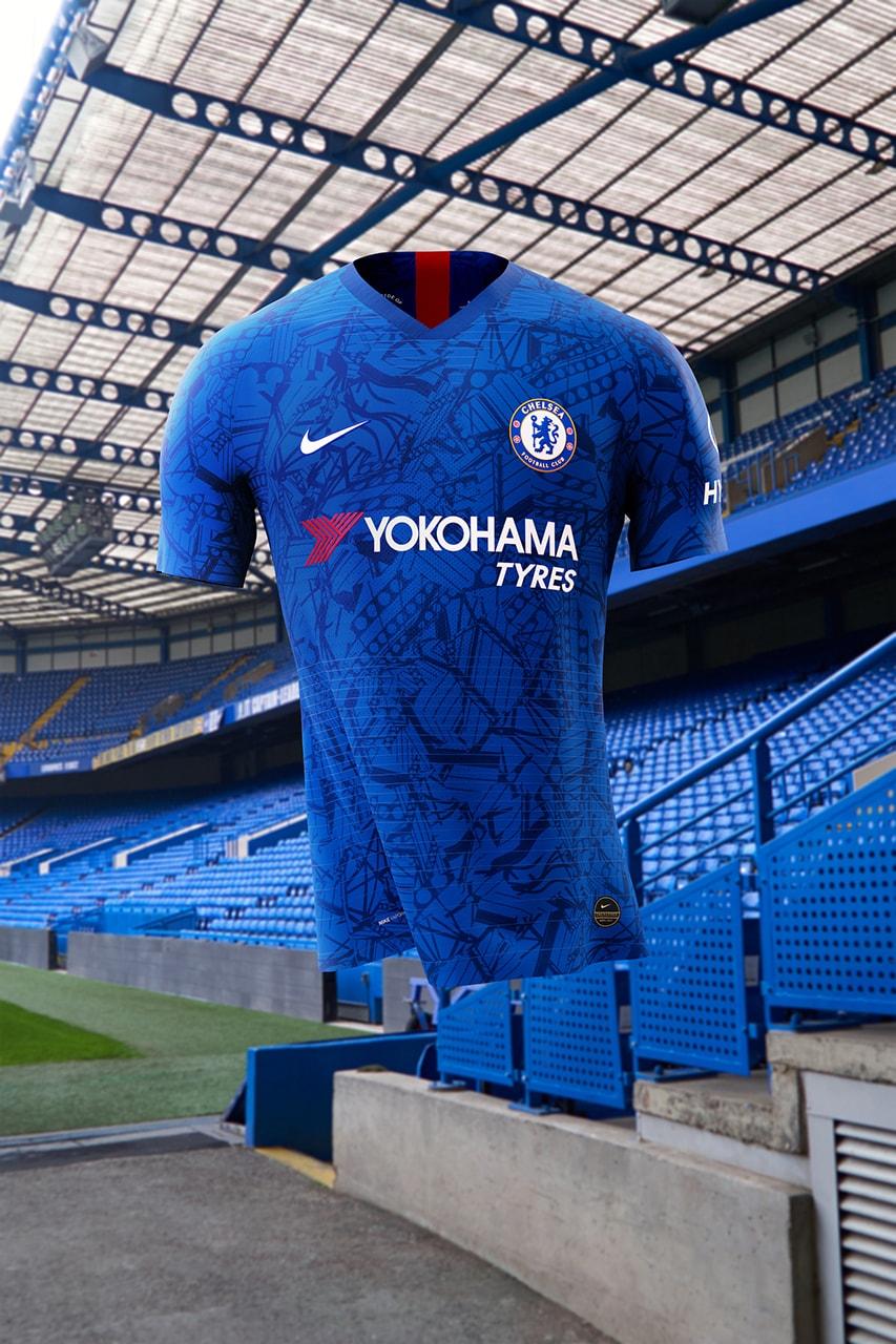 buy popular 12535 641e4 Nike Unveils Chelsea FC 2019/20 Football Kit | HYPEBEAST