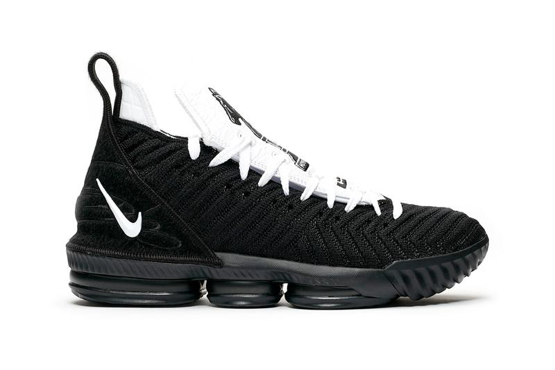 separation shoes 76d8f 04563 Nike LeBron 16