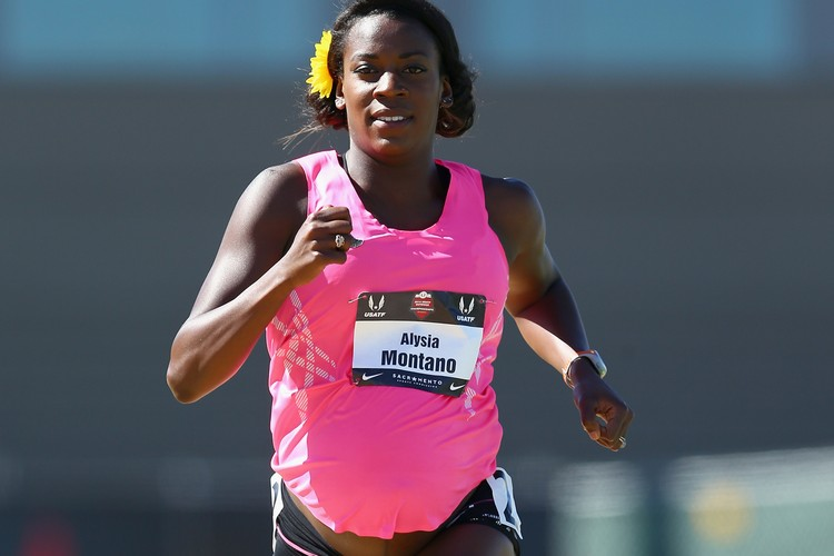 72ab5d260c618 Nike Prides Itself on Promoting Female Athletes - Unless They're Pregnant