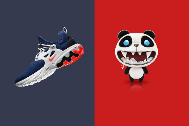 Nike React Presto Colorways Release Date Info drop buy brutal honey rabid panda psychedelic lava ogue Kielbasa, Shady Milkman Unholy Cumulus