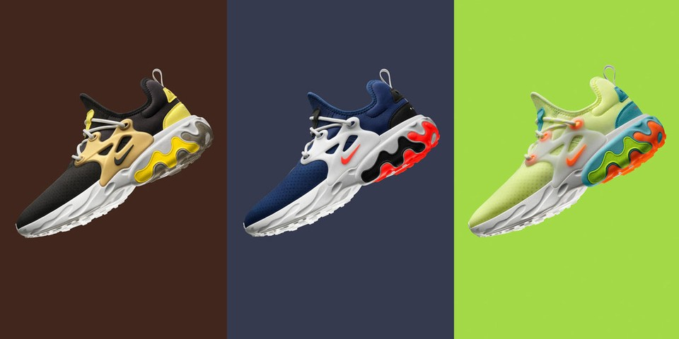 the best attitude c0d10 87759 Nike React Presto Colorways Release Date Info   HYPEBEAST