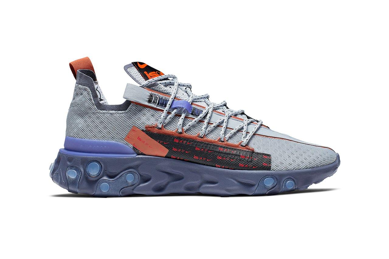 Nike Updated React Runner ISPA for Summer 2019