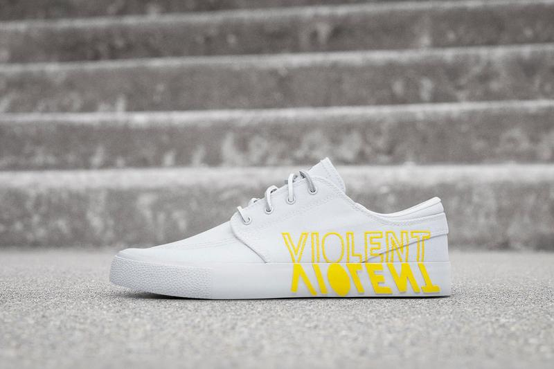 Nike SB Zoom Violent Femmes Stefan Janoski  skateboarding music sports