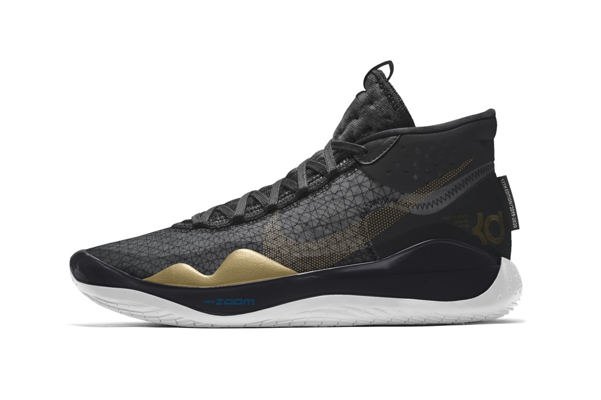 3d542d183613 Nike Zoom KD12 By You CMYK Options