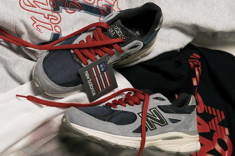 "No Vacancy Inn x New Balance ""WATER & WIFI"" 990v3 Raffle"