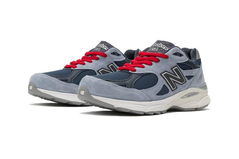 No Vacancy Inn x New Balance 990v3 Release Info sneakers retro silhouette colorway shoes throwback classic 90s collaboration