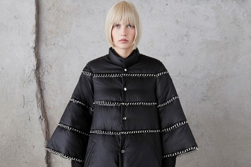 Noir Kei Ninomiya on Innovation in his Latest Collection for Moncler Genius Project