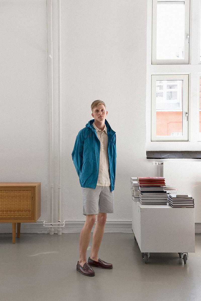 Norse Store Summer 2019 Editorial Needles Visvim Our Legacy Norse Projects Mens Womens Studio Nicholson Margaret Howell New Balance Blue Blue Japan nanamica