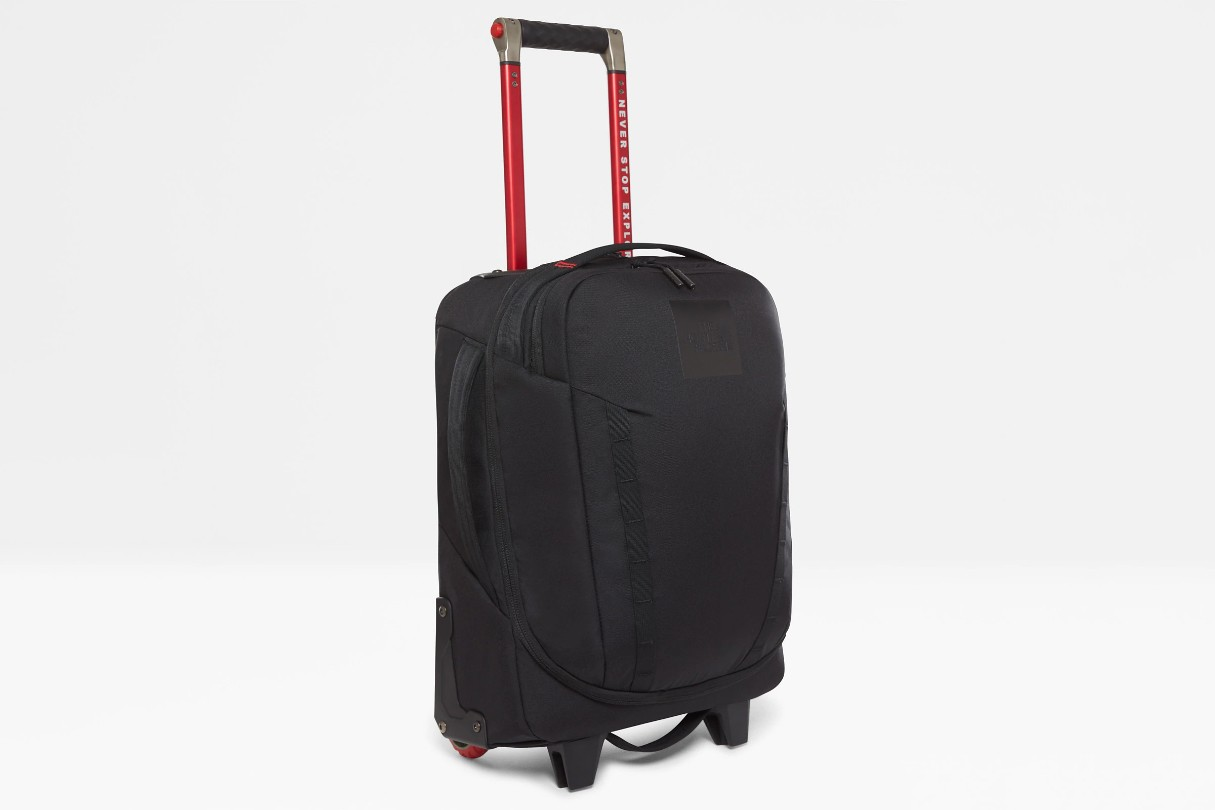 Best Carry On Luggage for Men Holiday Getaway Bank Holiday Eastpak The North Face Away Horizn Studios Balenciaga HUMAN MADE