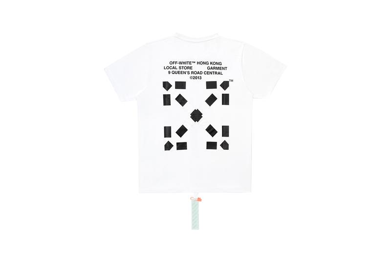 0b027785 Off-White™ Queen's Road Central Hong Kong Paterson Street Virgil Abloh  Exclusive City Series