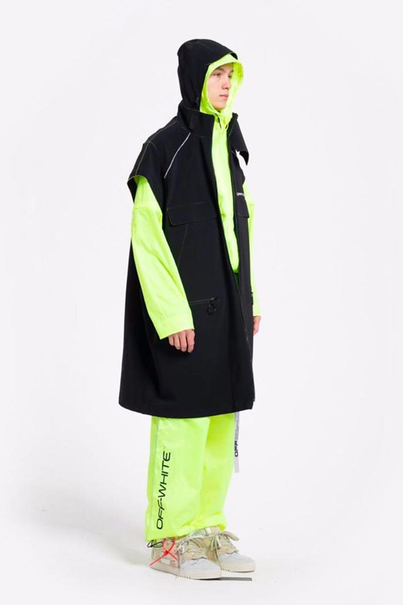 Off White Resort20 Rationalism Collection Virgil Abloh Lookbook