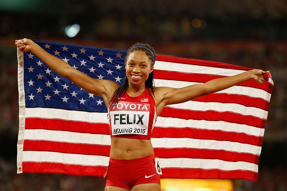 """d023b4258fd6c Olympian Allyson Felix Breaks Silence on Nike's Reaction to Her Maternity  Protections Request. """""""