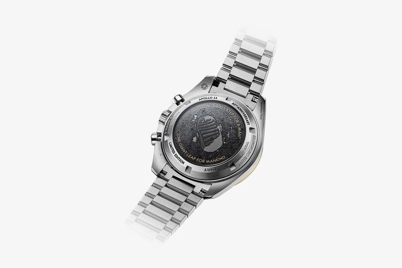 Omega Apollo 11 50th Anniversary Stainless Steel Speedmaster watch
