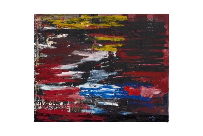 oscar murillo manifestation exhibition david zwirner artworks paintings installations contemporary art