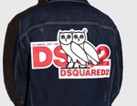Over-Sized Branding Takes the Spotlight in OVO's Dsquared2 Collaboration