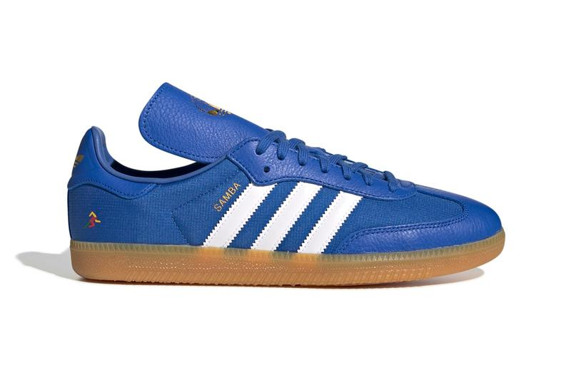 Oyster Holdings Brings Back adidas Originals' Samba in Three Bold Colorways