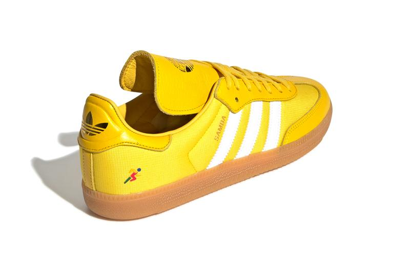 "Oyster Holdings x adidas Originals OG Samba Capsule ""World Traveller's Cup."" Red/White Down EQT Yellow/FTWR White Blue/FTWR White"