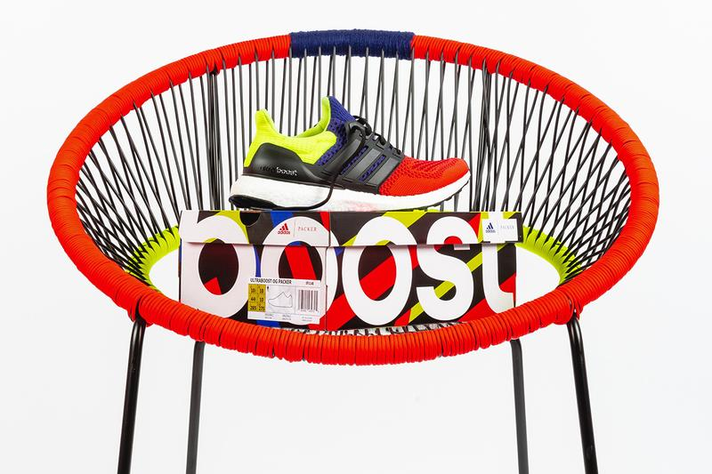 Packer Shoes x adidas UltraBOOST OG Collab Drop hybrid colorways release date info may 2019 buy