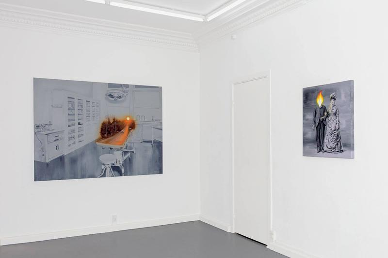 paco pomet no places exhibition galleri benoni artworks paintings