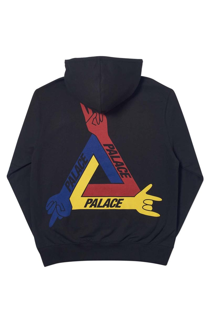 Palace x Jean-Charles de Castelbajac Spring summer 2019 collaborations skateboards united colors of benetton hoodies cards hats bucket hats graphic sweaters