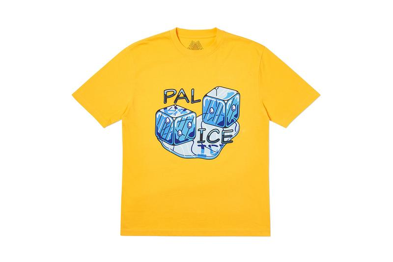 Palace Summer 2019 Week 3 Drop List Skateboards London New York Kickers COllaboration t-shirt hoodie graphic print shirt wallet passport shoes boat