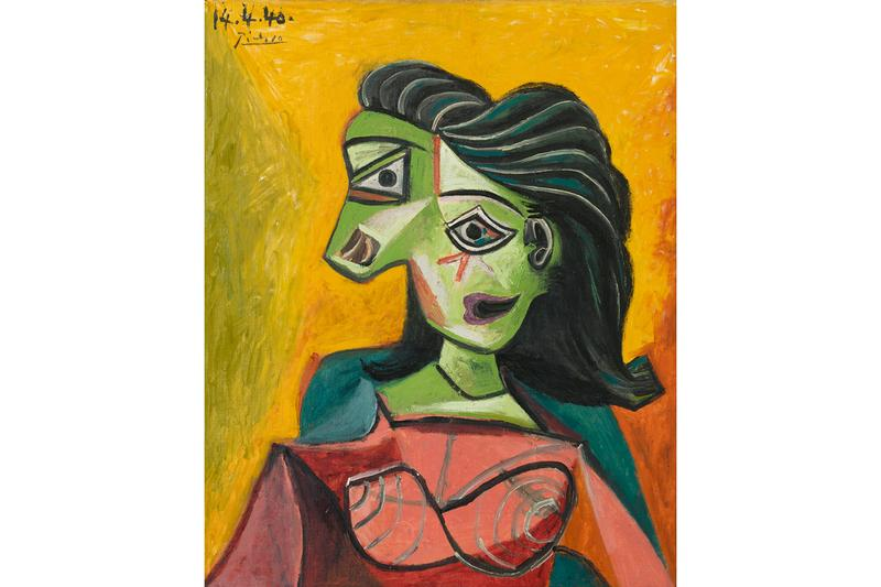 pablo picasso female woman muses exhibition gagosian gallery new york picassos women fernande to jacqueline