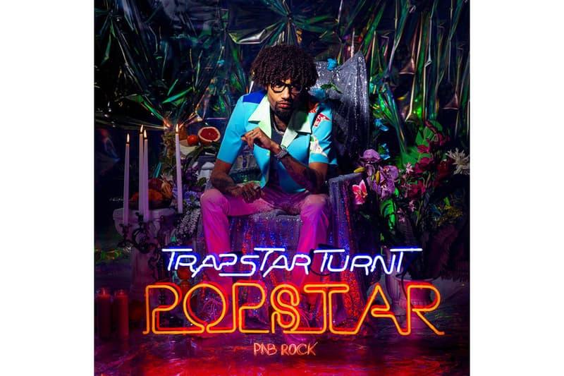 PnB Rock New Album TrapStar Turnt PopStar philadelphia