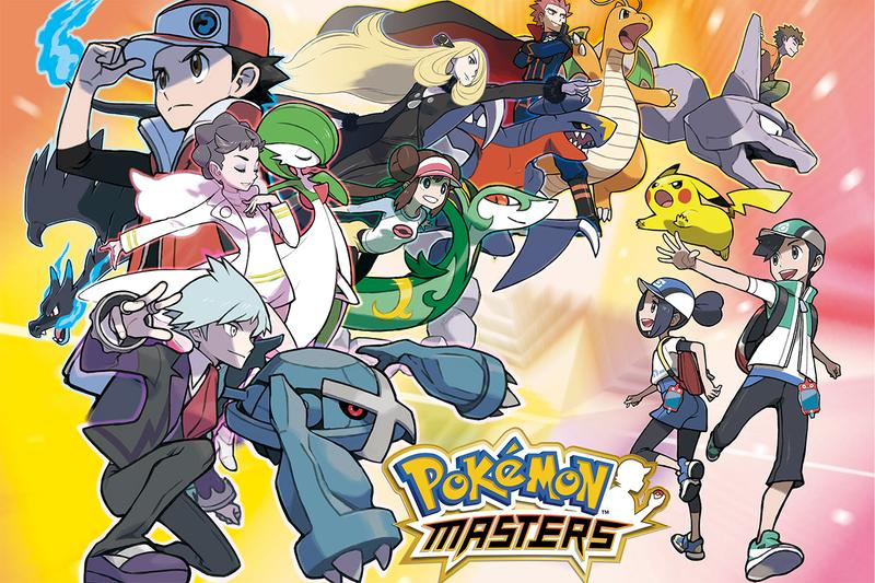 'Pokémon Masters' Android Apple iOS Smartphone Games Mainseries RPG Battle Trainers OG Gameplay Misty Brock Press Conference Tokyo