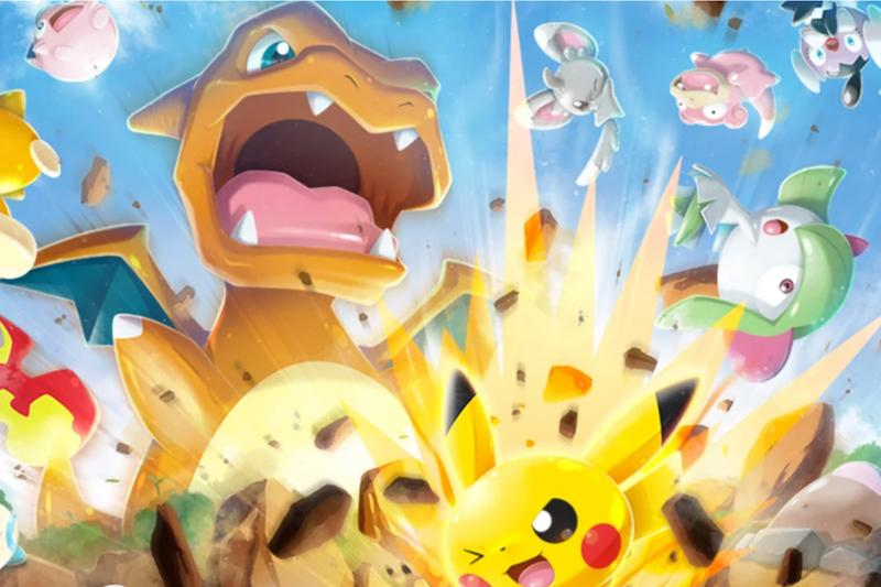 Pokémon Launches 'Rumble Rush' Mobile Game ios itunes gaming