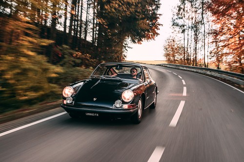 Take a Look at This Pristine 1966 Porsche 911S 2.0 SWB