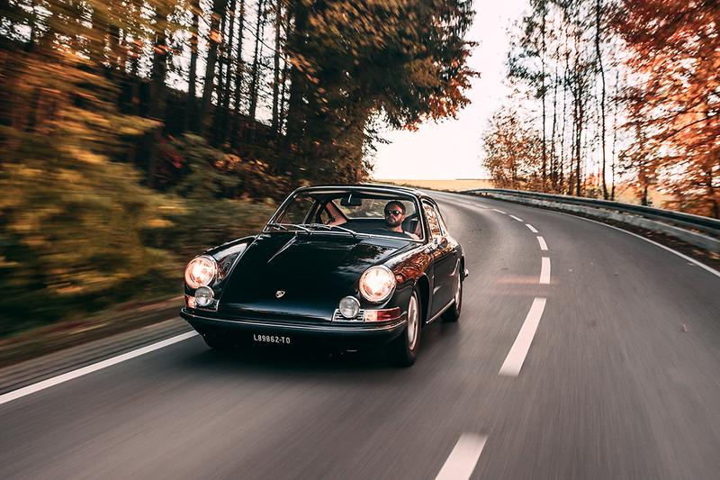 1966 Porsche 911S 2.0 SWB Short Wheel Base Coupe Original Restoration Mod Racing Car Automotive News For Sale German Classic Vintage