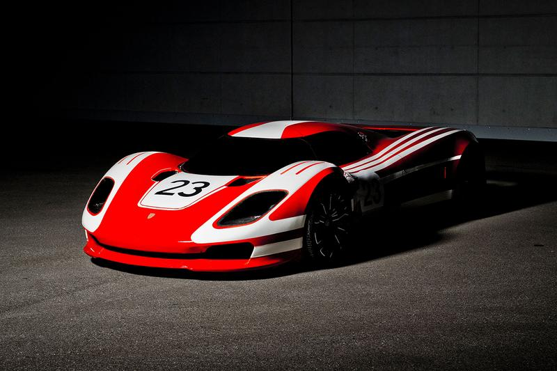 Https A F Fhypebeast Com Fimage F F Fporsche Concept Hypercar Study Preview on 05 Dodge Durango Modified