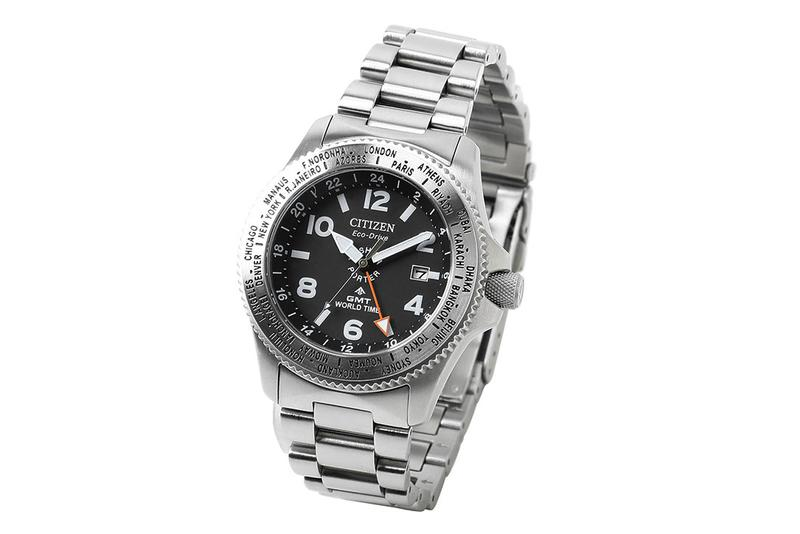 Porter x Citizen 100th Anniversary GMT World Time Watch Info