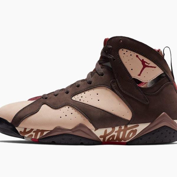 Patta x Jordan Brand Air Jordan 7